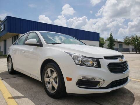 2016 Chevrolet Cruze Limited for sale at AFFORDABLE ONE LLC in Orlando FL