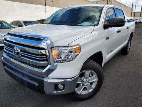 2016 Toyota Tundra for sale at Auto Center Of Las Vegas in Las Vegas NV