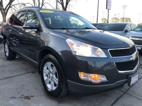 2011 Chevrolet Traverse for sale at Direct Auto Sales in Milwaukee WI