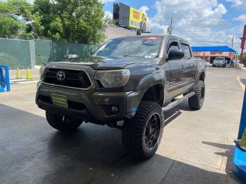 2013 Toyota Tacoma for sale at Dynasty Auto in Dallas TX