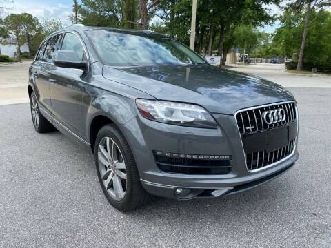 2011 Audi Q7 for sale at Global Auto Exchange in Longwood FL