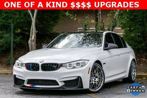 2016 BMW M3 for sale at Gravity Autos Atlanta in Atlanta GA