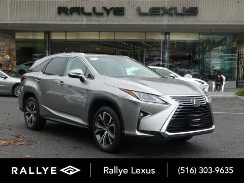 2019 Lexus RX 350L for sale at RALLYE LEXUS in Glen Cove NY