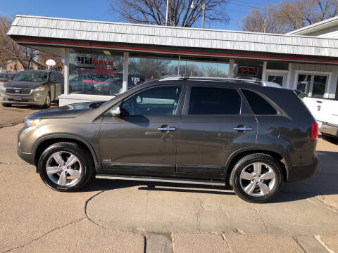 2013 Kia Sorento for sale at Midtown Motors in North Platte NE