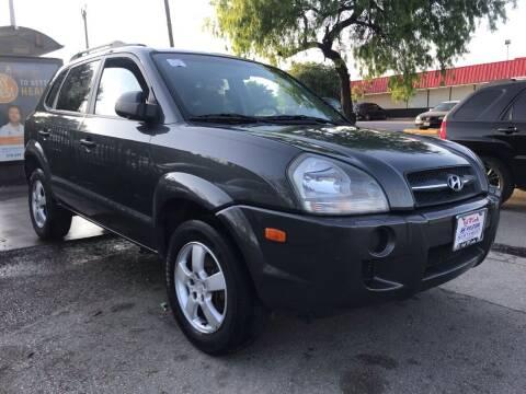 2007 Hyundai Tucson for sale at C.J. AUTO SALES llc. in San Antonio TX