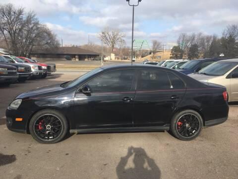 2007 Volkswagen Jetta for sale at Gordon Auto Sales LLC in Sioux City IA