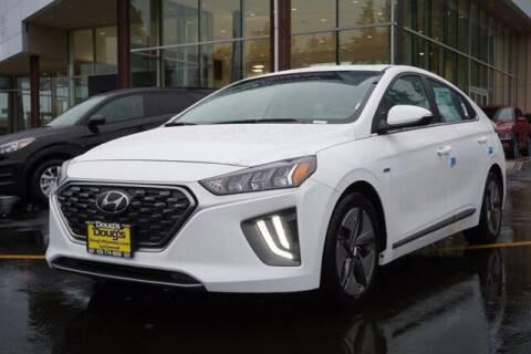 2020 Hyundai Ioniq Hybrid for sale at Jeremy Sells Hyundai in Edmunds WA