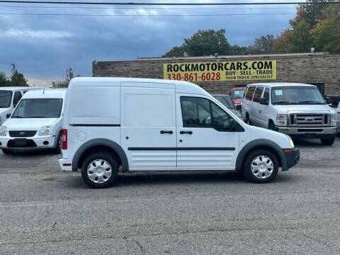2013 Ford Transit Connect for sale at ROCK MOTORCARS LLC in Boston Heights OH