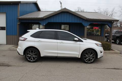 2016 Ford Edge for sale at Fred Allen Auto Center in Winamac IN
