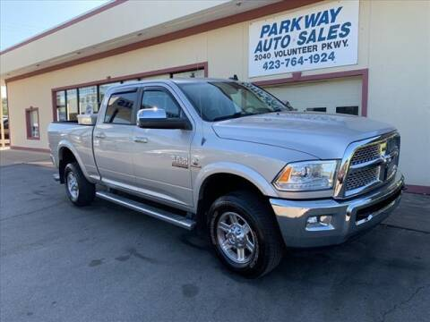 2013 RAM Ram Pickup 2500 for sale at PARKWAY AUTO SALES OF BRISTOL in Bristol TN