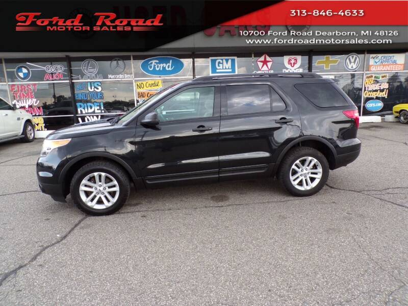 2015 Ford Explorer for sale at Ford Road Motor Sales in Dearborn MI