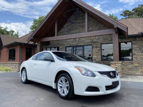 2013 Nissan Altima for sale at Auto Solutions in Maryville TN