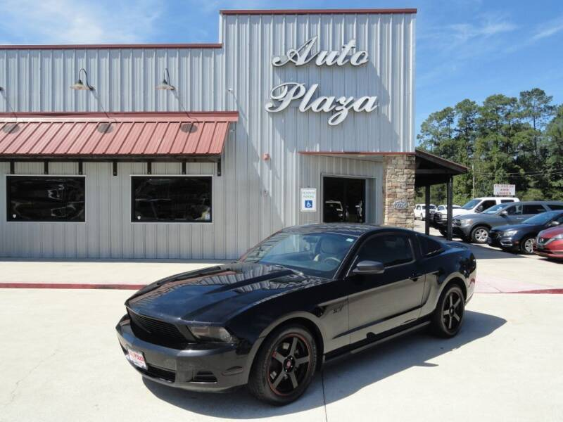 2012 Ford Mustang for sale at Grantz Auto Plaza LLC in Lumberton TX