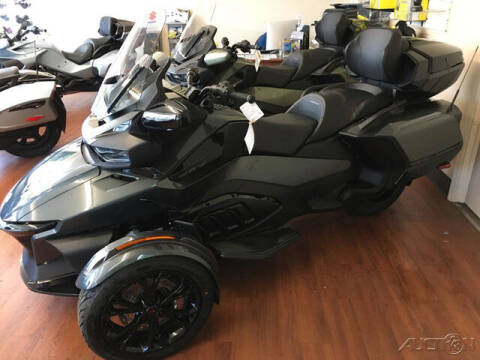 2021 Can-Am RT LIMITED SE6 AUTO for sale at ROUTE 3A MOTORS INC in North Chelmsford MA