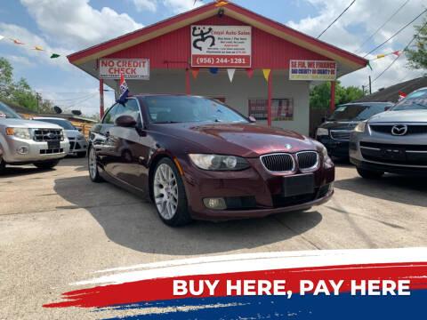 2007 BMW 3 Series for sale at Coqui Auto Sales in La Feria TX