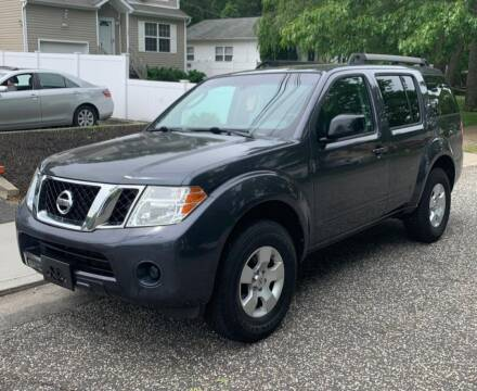 2010 Nissan Pathfinder for sale at Green Cars Vermont in Montpelier VT