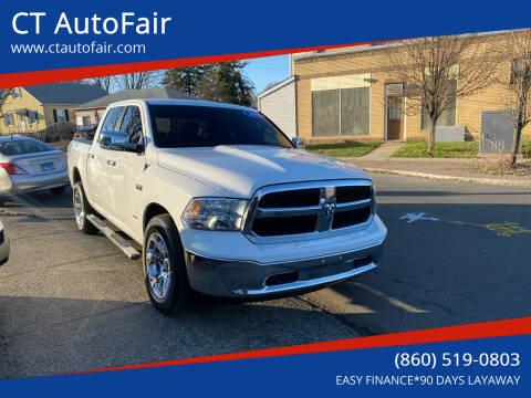 2013 RAM Ram Pickup 1500 for sale at CT AutoFair in West Hartford CT