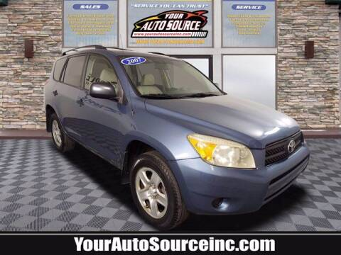 2007 Toyota RAV4 for sale at Your Auto Source in York PA