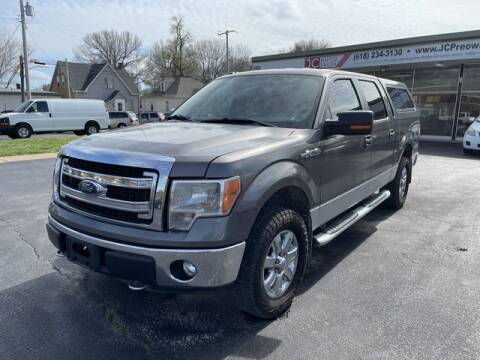 2014 Ford F-150 for sale at JC Auto Sales in Belleville IL