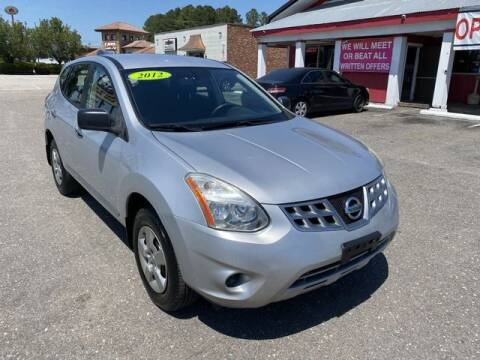 2012 Nissan Rogue for sale at Sell Your Car Today in Fayetteville NC