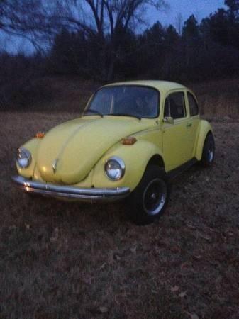 1973 Volkswagen Super Beetle for sale in Hobart, IN