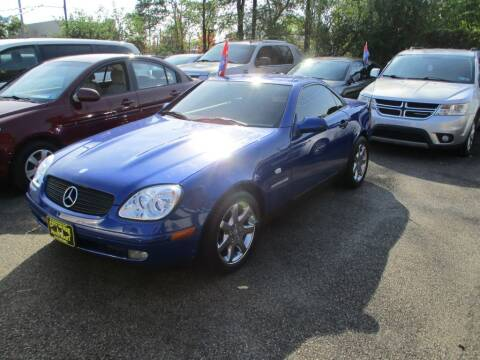 1998 Mercedes-Benz SLK for sale at City Wide Auto Mart in Cleveland OH