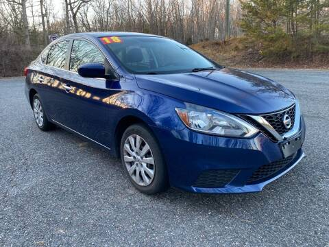 2018 Nissan Sentra for sale at 4Auto Sales, Inc. in Fredericksburg VA