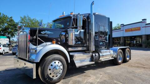 2016 Kenworth W900 for sale at The Auto Market Sales & Services Inc. in Orlando FL