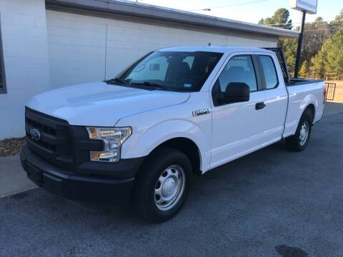 2016 Ford F-150 for sale at Rickman Motor Company in Somerville TN