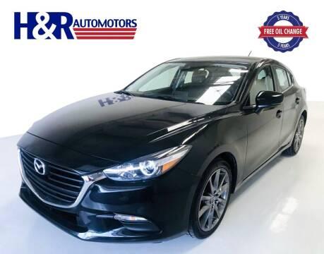 2018 Mazda MAZDA3 for sale at H&R Auto Motors in San Antonio TX
