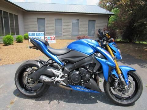 2016 Suzuki GSXS1000 for sale at Blue Ridge Riders in Granite Falls NC