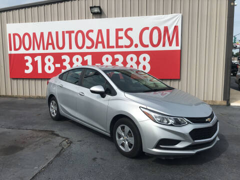 2018 Chevrolet Cruze for sale at Auto Group South - Idom Auto Sales in Monroe LA