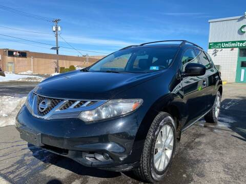 2011 Nissan Murano for sale at MFT Auction in Lodi NJ