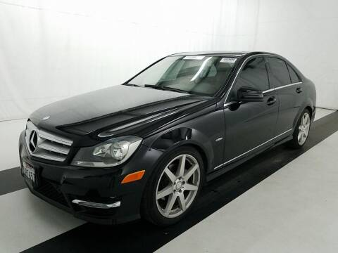 2012 Mercedes-Benz C-Class for sale at Brand Motors llc in Belmont CA