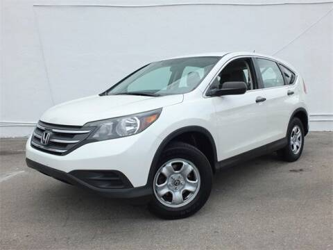 2014 Honda CR-V for sale at Automotive Credit Union Services in West Palm Beach FL