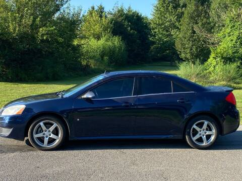2009 Pontiac G6 for sale at RAYBURN MOTORS in Murray KY