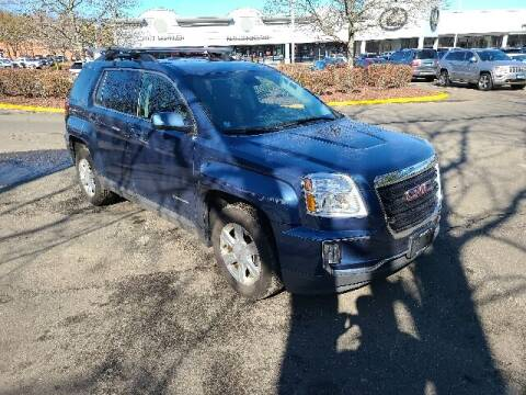 2016 GMC Terrain for sale at BETTER BUYS AUTO INC in East Windsor CT