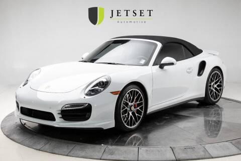 2016 Porsche 911 for sale at Jetset Automotive in Cedar Rapids IA