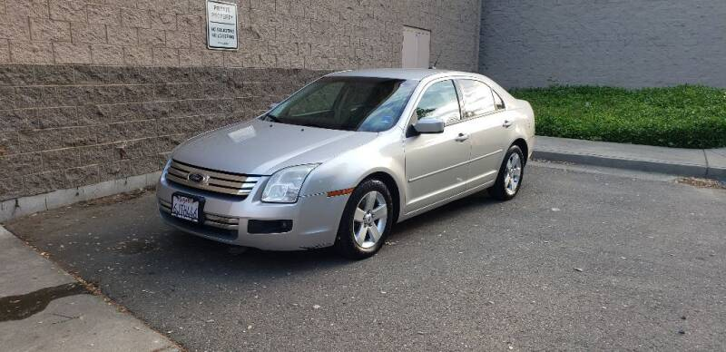 2009 Ford Fusion for sale at SafeMaxx Auto Sales in Placerville CA