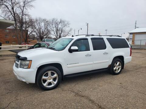 2008 Chevrolet Suburban for sale at GOOD NEWS AUTO SALES in Fargo ND