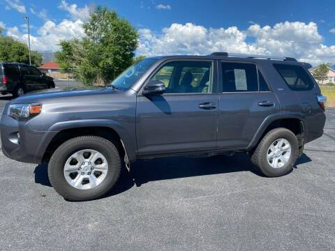 2019 Toyota 4Runner for sale at Salida Auto Sales in Salida CO