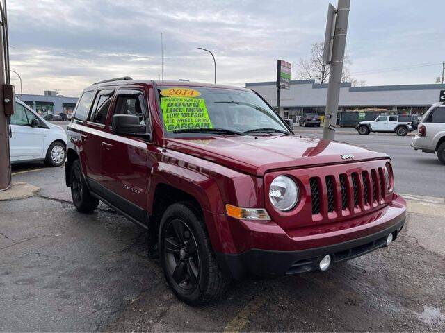 2014 Jeep Patriot for sale at JBA Auto Sales Inc in Stone Park IL