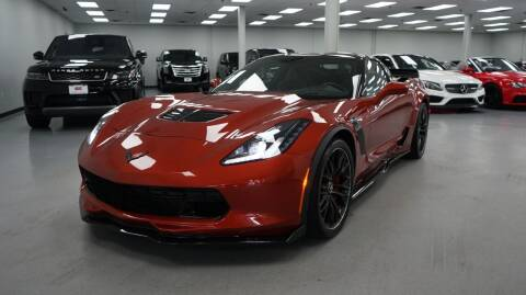 2015 Chevrolet Corvette for sale at SZ Motorcars in Woodbury NY