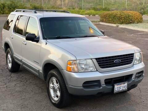 2002 Ford Explorer for sale at Gold Coast Motors in Lemon Grove CA