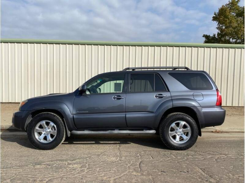 2007 Toyota 4Runner for sale at Dealers Choice Inc in Farmersville CA