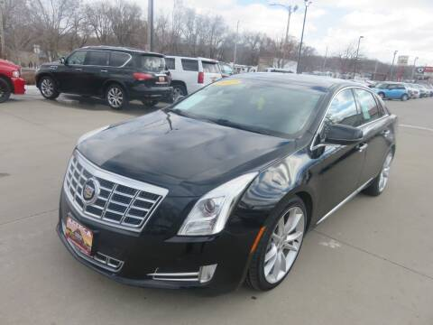 2013 Cadillac XTS for sale at Azteca Auto Sales LLC in Des Moines IA