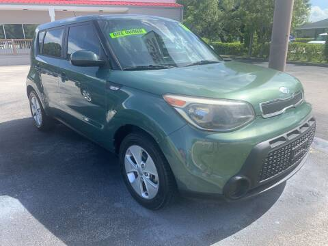 2014 Kia Soul for sale at The Car Connection Inc. in Palm Bay FL