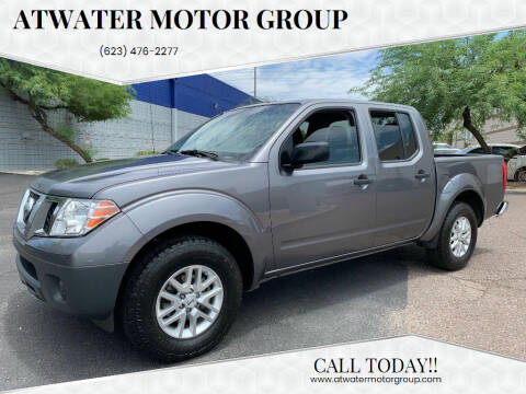 2016 Nissan Frontier for sale at Atwater Motor Group in Phoenix AZ