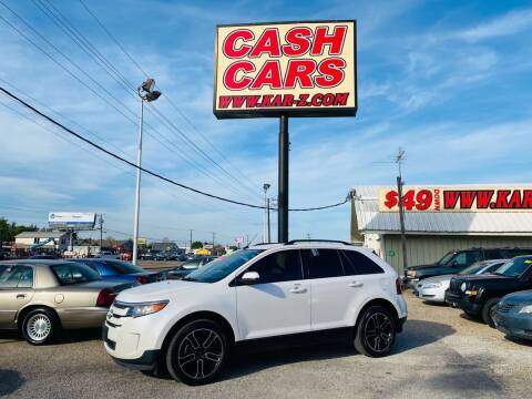 2013 Ford Edge for sale at www.CashKarz.com in Dallas TX