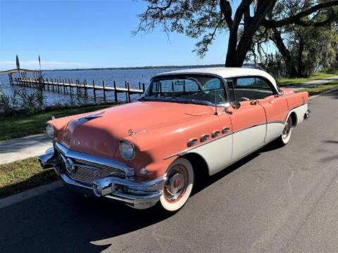 1956 Buick Roadmaster for sale at Classic Car Deals in Cadillac MI